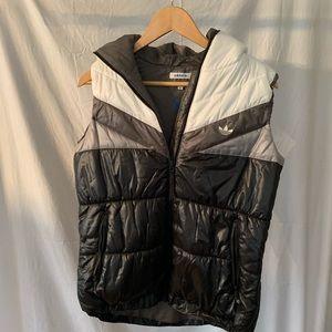 Adidas bubble vest